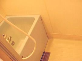 コーポサンフィールド 風呂
