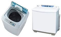 LOCAREアパート設置家具 洗濯機